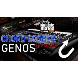 CHORD LOOPER Yamaha GENOS