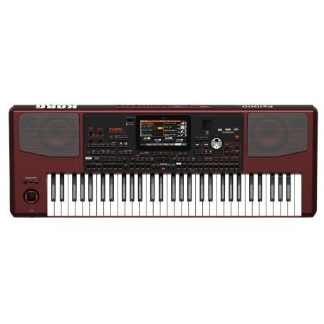 Korg PA1000 , un clavier arrangeur surpuissant