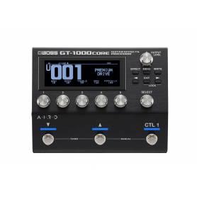 Boss GT-1000CORE STOMPBOX sur puissante