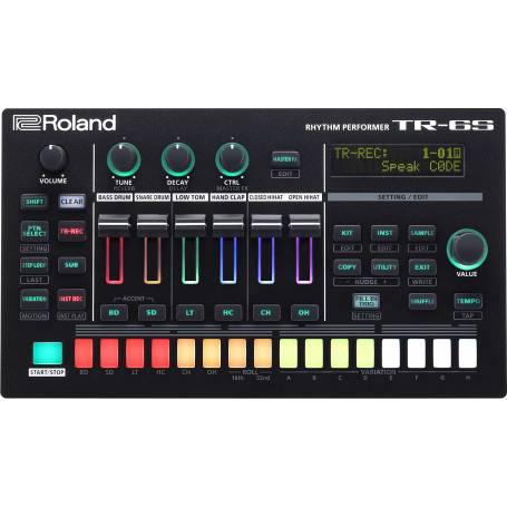 Sublimez vos pistes rythmiques avec la TR-6S ROLAND
