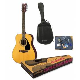 Pack guitare acoustique Yamaha F310