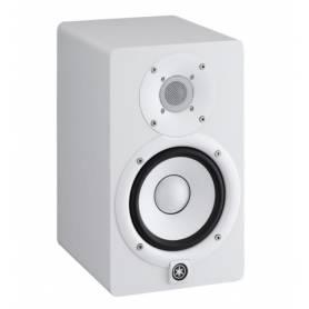 Yamaha HS5 white enceinte de studio monitoring