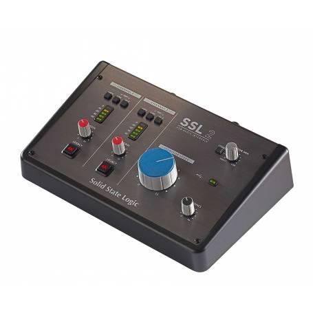 Interface audio SSL2