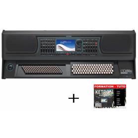 Ketron SD60K + formations vidéos offertes