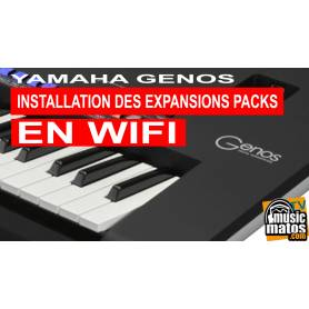 Installer Expansion en wifi sur le GENOS