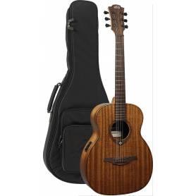 Guitare de voyage électro acoustique LAG TRAVEL KAE