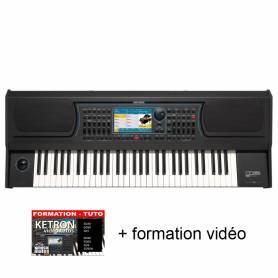 SD60 Ketron + formation vidéo offerte