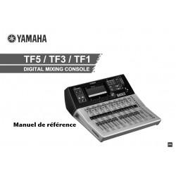 MODE D'EMPLOI YAMAHA TF1 TF3 TF5