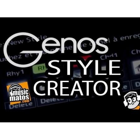vidéo GENOS Style Creator