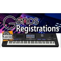vidéo GENOS REGISTRATIONS