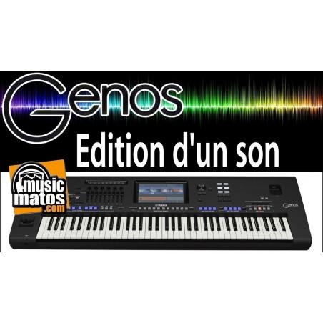 vidéo GENOS EDITION SONORITE