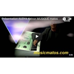 vidéo Audya Ketron présentation