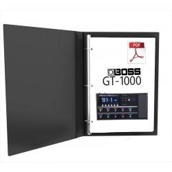 GT-1000 manuel en Français