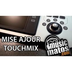 vidéo UPDATE Touchmix QSC