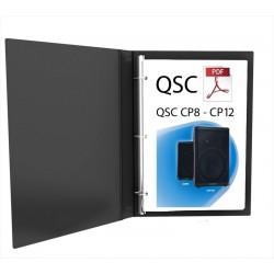 NOTICE en FRANCAIS QSC CP8 - CP12