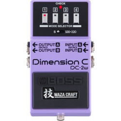 DC-2W Dimension C