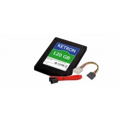 DISQUE  SSD + KIT Ketron