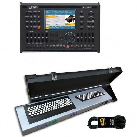 Ketron SD90 / Musictech MT-60 Pack