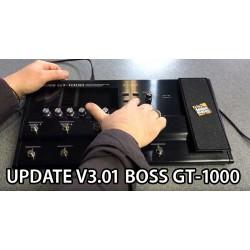 vidéo UPDATE GT-1000