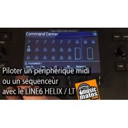 vidéo HELIX Line6 MIDI2