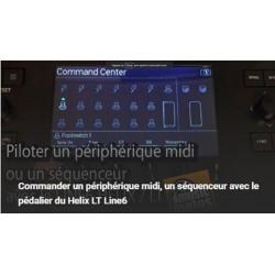 vidéo HELIX Line6 MIDI1
