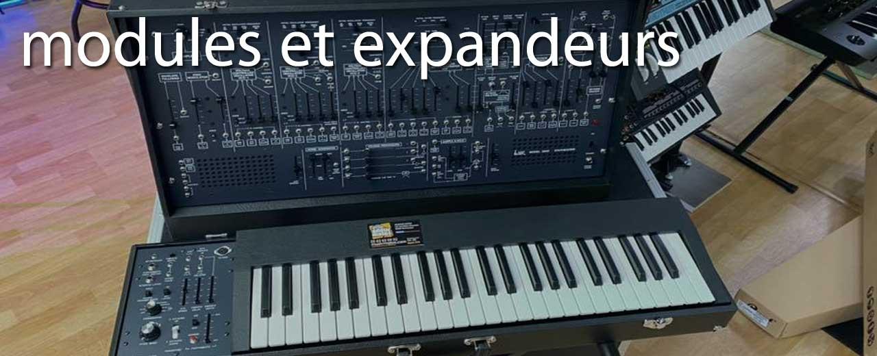 modules expandeurs