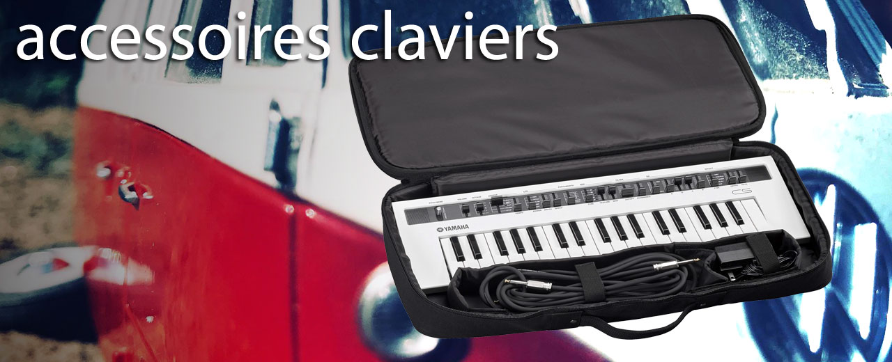 accessoires claviers