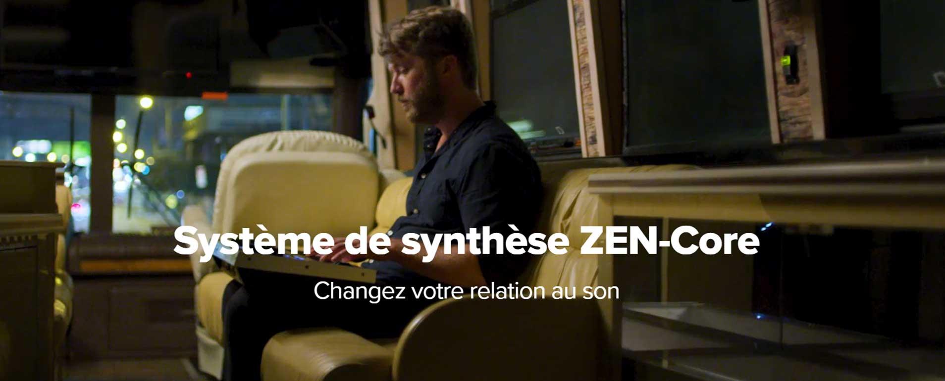 Musique Electronique, voici la Technologie Roland ZENCORE