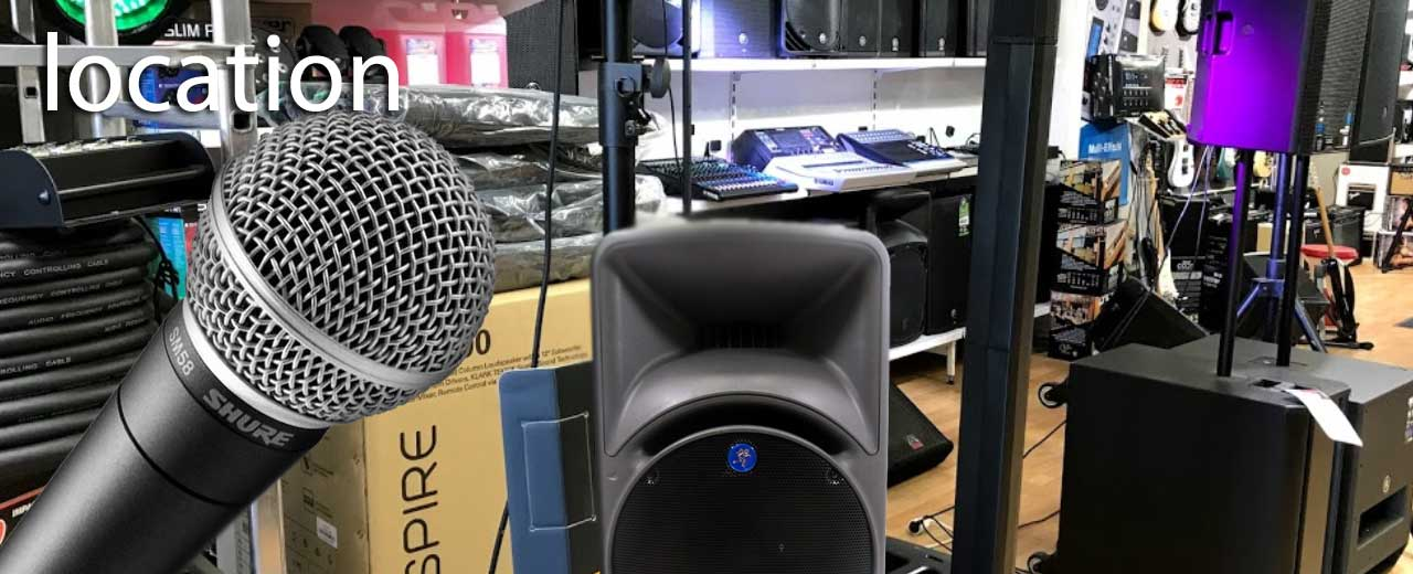 location matériel sonorisation à montauban