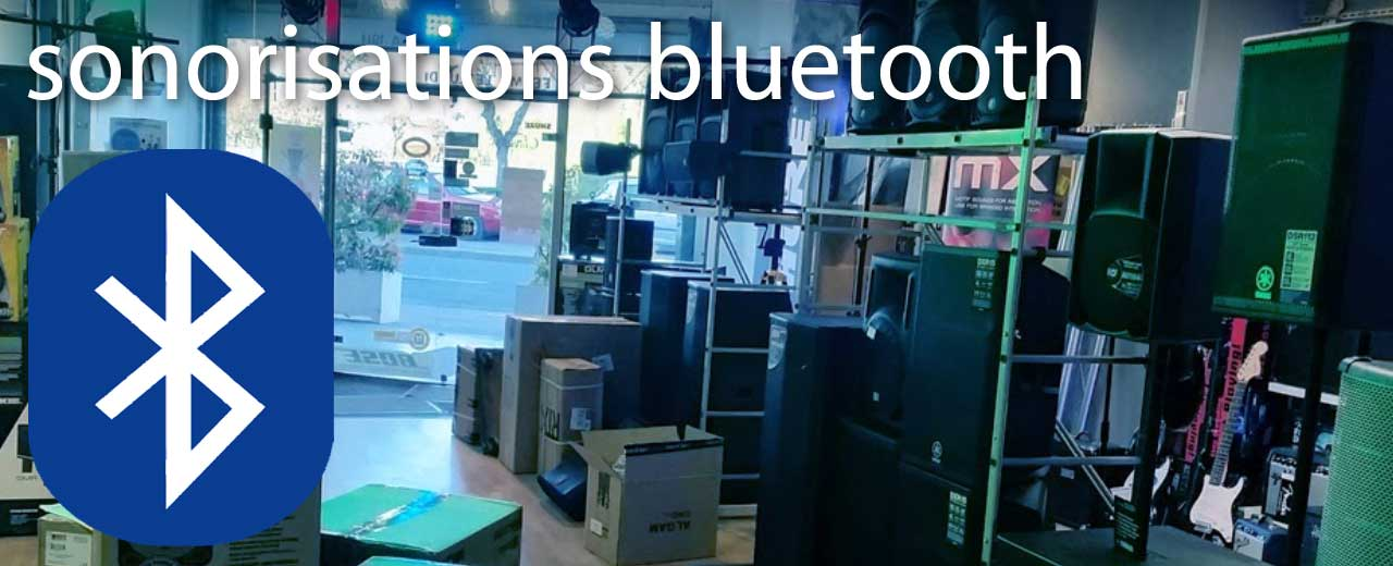 sonorisation bluetooth