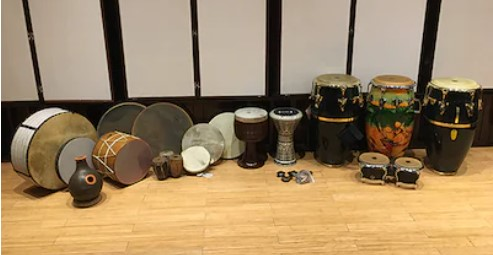 Percussions et styles