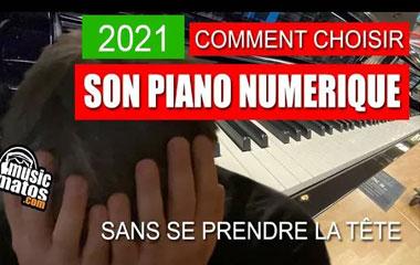 Comment choisir son piano numérique en 2021