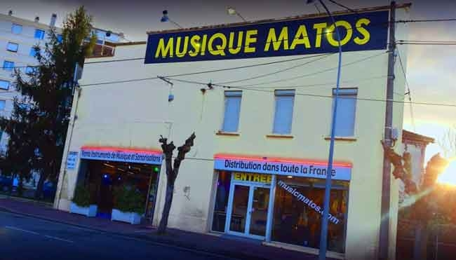 Musique Matos à 50km de TOULOUSE à Montauban