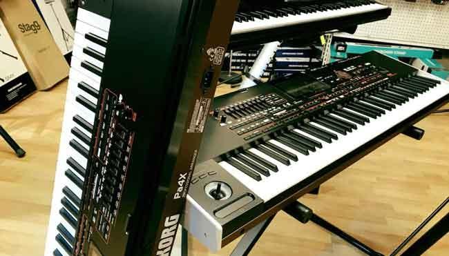 Les grandes marques claviers et pianos numériques