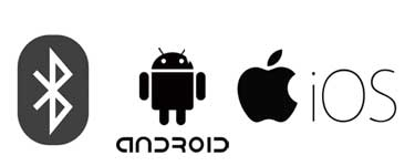 application ios et android en bluetooth