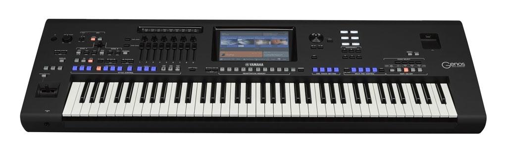 Yamaha GENOS musicmatos