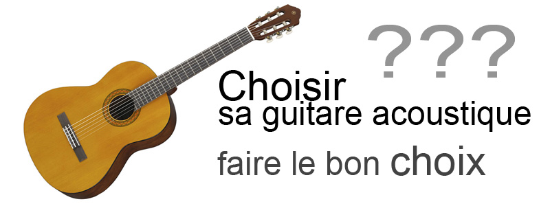 choisir sa guitare sans se tromper