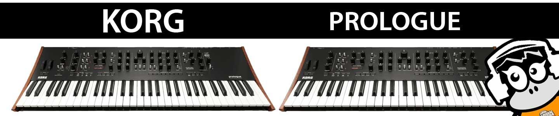 Voici leKorg Prologue, un véritable synthétiseur analogique