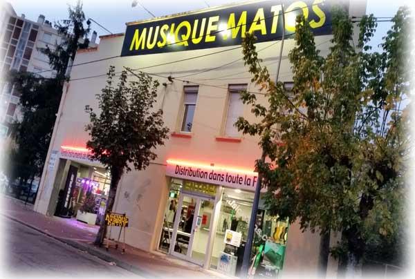 Musique Matos à Montauban depuis 1975